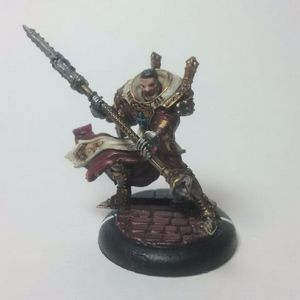 Steady's painted Tristan Durant!